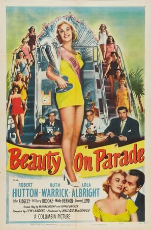 Beauty on Parade - Movie Poster (thumbnail)