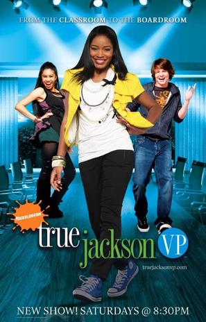 """True Jackson, VP"" - Movie Poster (thumbnail)"
