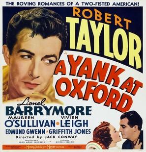 A Yank at Oxford - Movie Poster (thumbnail)
