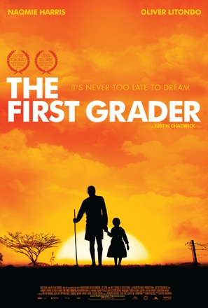 The First Grader - Canadian Movie Poster (thumbnail)