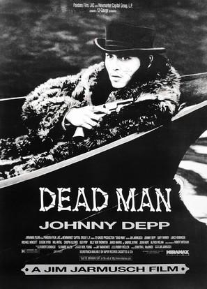 Dead Man - Movie Poster (thumbnail)