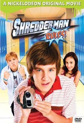 Shredderman Rules - poster (thumbnail)
