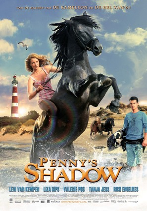 Penny's Shadow - Dutch Movie Poster (thumbnail)