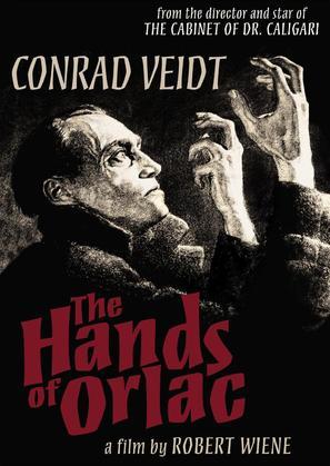 Orlacs Hände - Movie Poster (thumbnail)