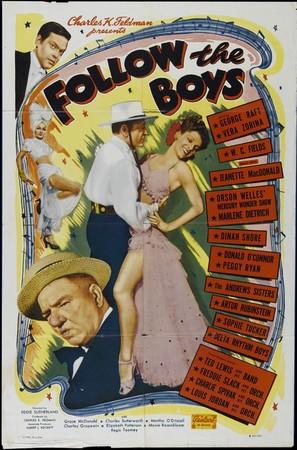 Follow the Boys - Movie Poster (thumbnail)