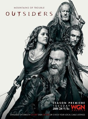 """Outsiders"" - Movie Poster (thumbnail)"