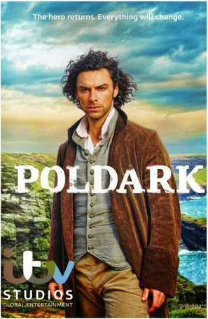 """Poldark"" - British Movie Poster (thumbnail)"
