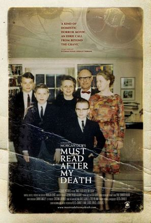 Must Read After My Death - Movie Poster (thumbnail)