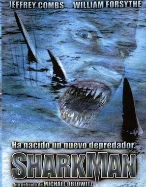 Hammerhead - Spanish Movie Poster (thumbnail)