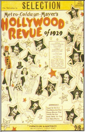 The Hollywood Revue of 1929 - Movie Poster (thumbnail)