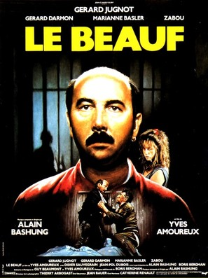 Le beauf - French Movie Poster (thumbnail)