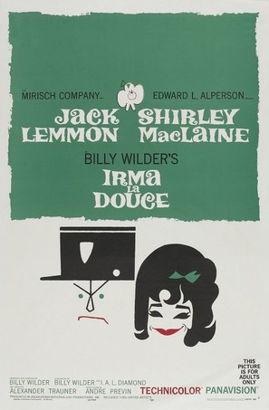 Irma la Douce - Movie Poster (thumbnail)