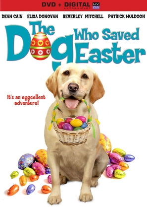 The Dog Who Saved Easter - DVD movie cover (thumbnail)