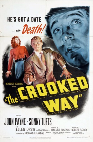 The Crooked Way - Movie Poster (thumbnail)