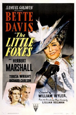 The Little Foxes - Movie Poster (thumbnail)
