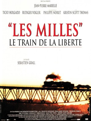 Les Milles - French Movie Poster (thumbnail)