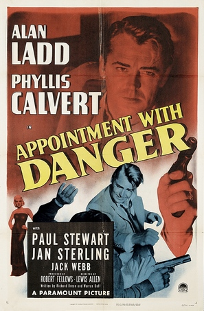 Appointment with Danger - Movie Poster (thumbnail)
