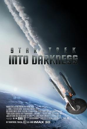 Star Trek Into Darkness - Movie Poster (thumbnail)