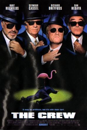 The Crew - Movie Poster (thumbnail)