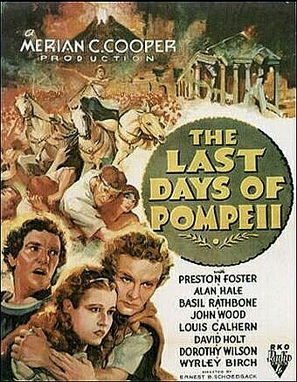 The Last Days of Pompeii - Movie Poster (thumbnail)