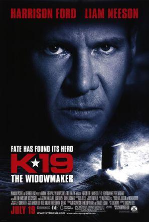 K19 The Widowmaker - Movie Poster (thumbnail)