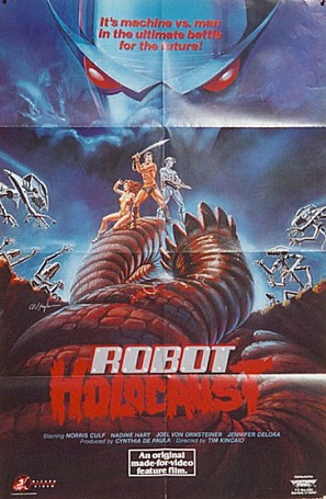 Robot Holocaust - Movie Poster (thumbnail)