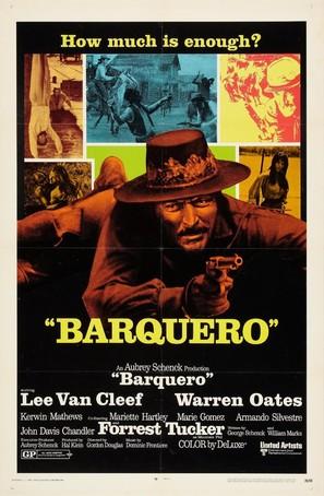 Barquero - Movie Poster (thumbnail)