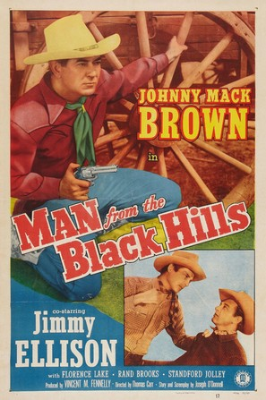 Man from the Black Hills - Movie Poster (thumbnail)