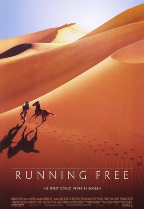 Running Free - Theatrical poster (thumbnail)