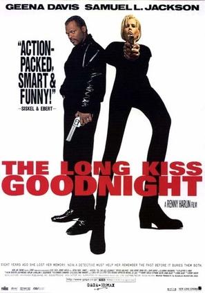 The Long Kiss Goodnight - Movie Poster (thumbnail)