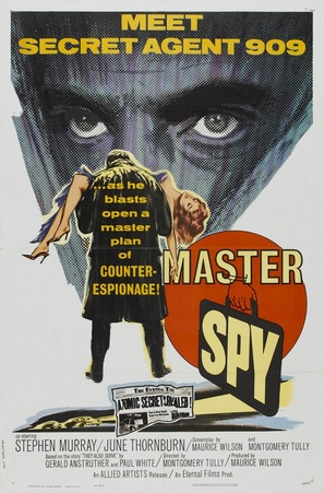 Master Spy - Movie Poster (thumbnail)