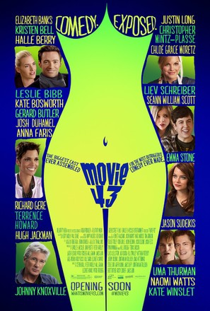 Movie 43 - Movie Poster (thumbnail)