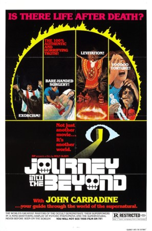 Journey Into the Beyond - Movie Poster (thumbnail)