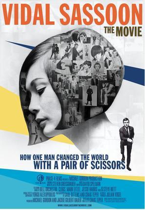 Vidal Sassoon: The Movie - Movie Poster (thumbnail)