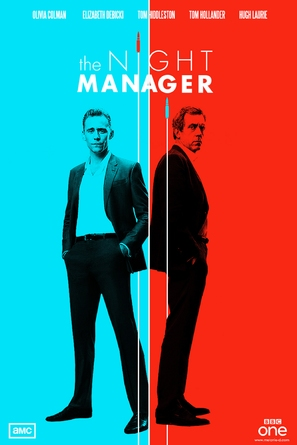 """""""The Night Manager"""" - British Movie Poster (thumbnail)"""
