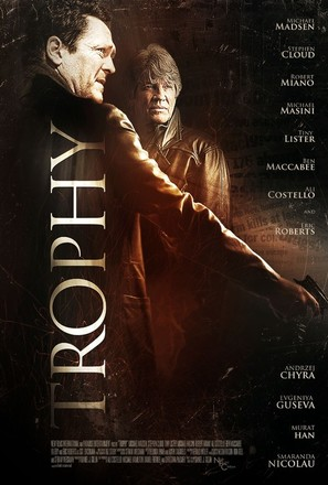 Trophy - Movie Poster (thumbnail)