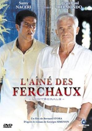 Ferchaux - French DVD movie cover (thumbnail)