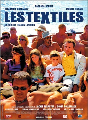 Textiles, Les - French Movie Poster (thumbnail)