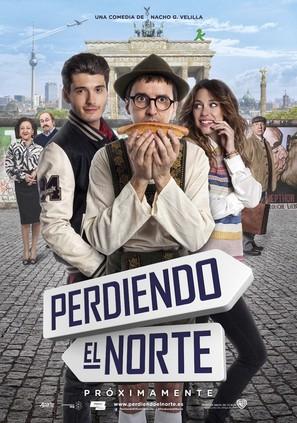Perdiendo el norte - Spanish Movie Poster (thumbnail)