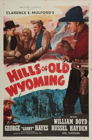 Hills of Old Wyoming - Movie Poster (thumbnail)