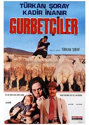 """Gurbetçiler"" - Turkish poster (thumbnail)"