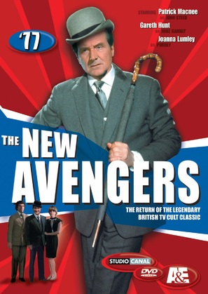 """""""The New Avengers"""" - Movie Cover (thumbnail)"""