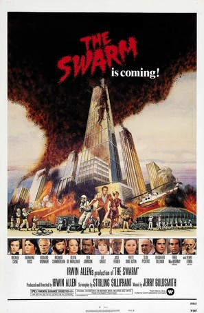 The Swarm - Movie Poster (thumbnail)