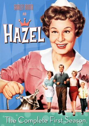 """Hazel"" - DVD movie cover (thumbnail)"