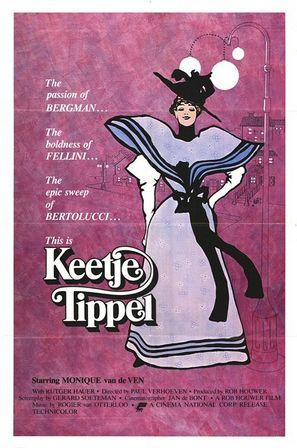 Keetje Tippel - Movie Poster (thumbnail)