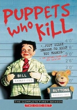 """""""Puppets Who Kill"""" - Canadian DVD cover (thumbnail)"""