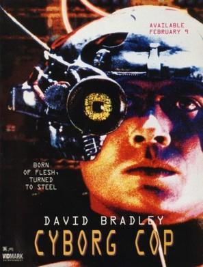 Cyborg Cop - Movie Poster (thumbnail)