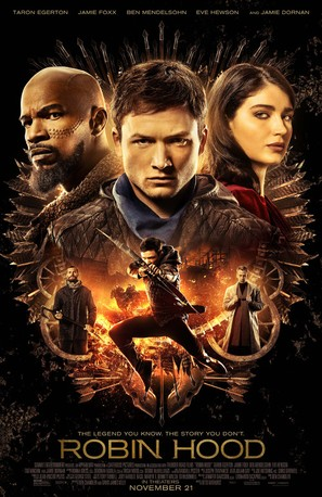 Robin Hood - Theatrical movie poster (thumbnail)