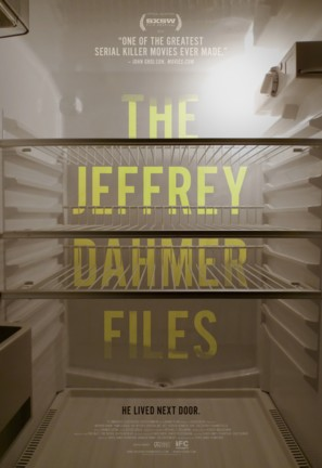 The Jeffrey Dahmer Files - Movie Poster (thumbnail)