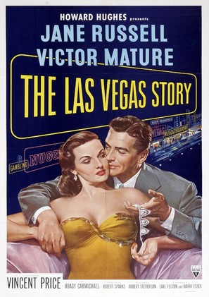 The Las Vegas Story - Movie Poster (thumbnail)